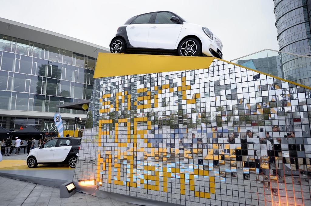 smart FOR city: i finalisti al Motor Show
