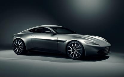 Guidare le auto di James Bond? Si può