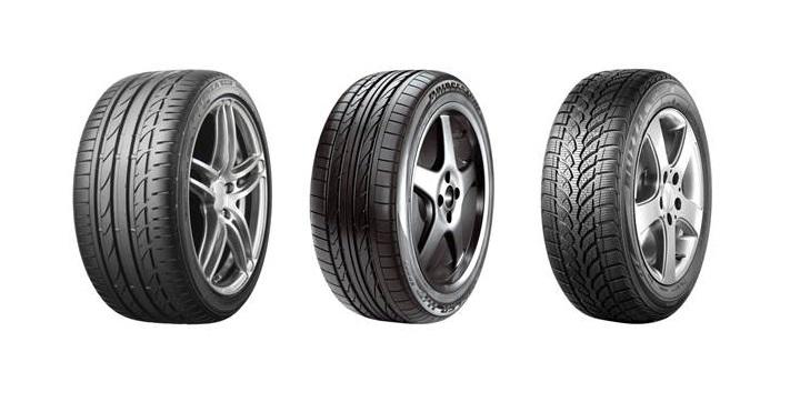 Bridgestone: due nuovi primi equipaggiamenti per Mercedes
