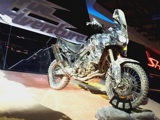 Honda True Adventure: The Dream