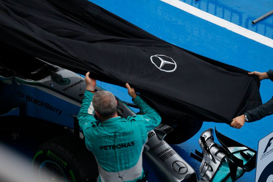 F1 W06 Hybrid: presentazione il 1° febbraio a Jerez
