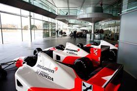 CNN partner di McLaren-Honda