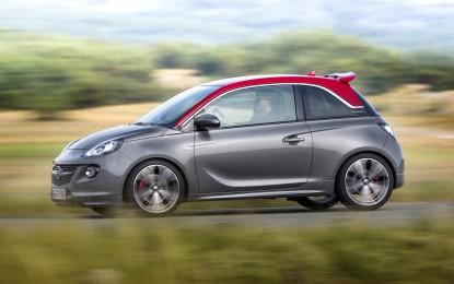 Opel ADAM S: piccola, pepata e premium