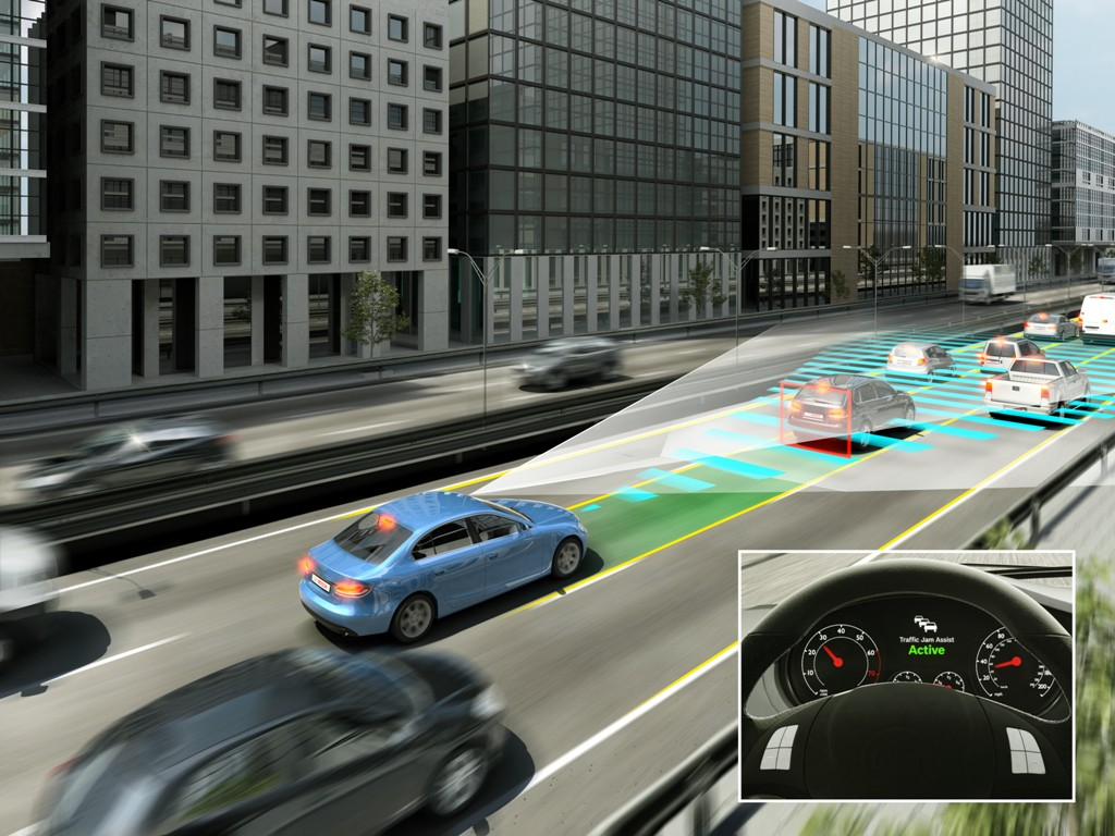 Tecnologia Bosch per un mondo connesso e più confortevole