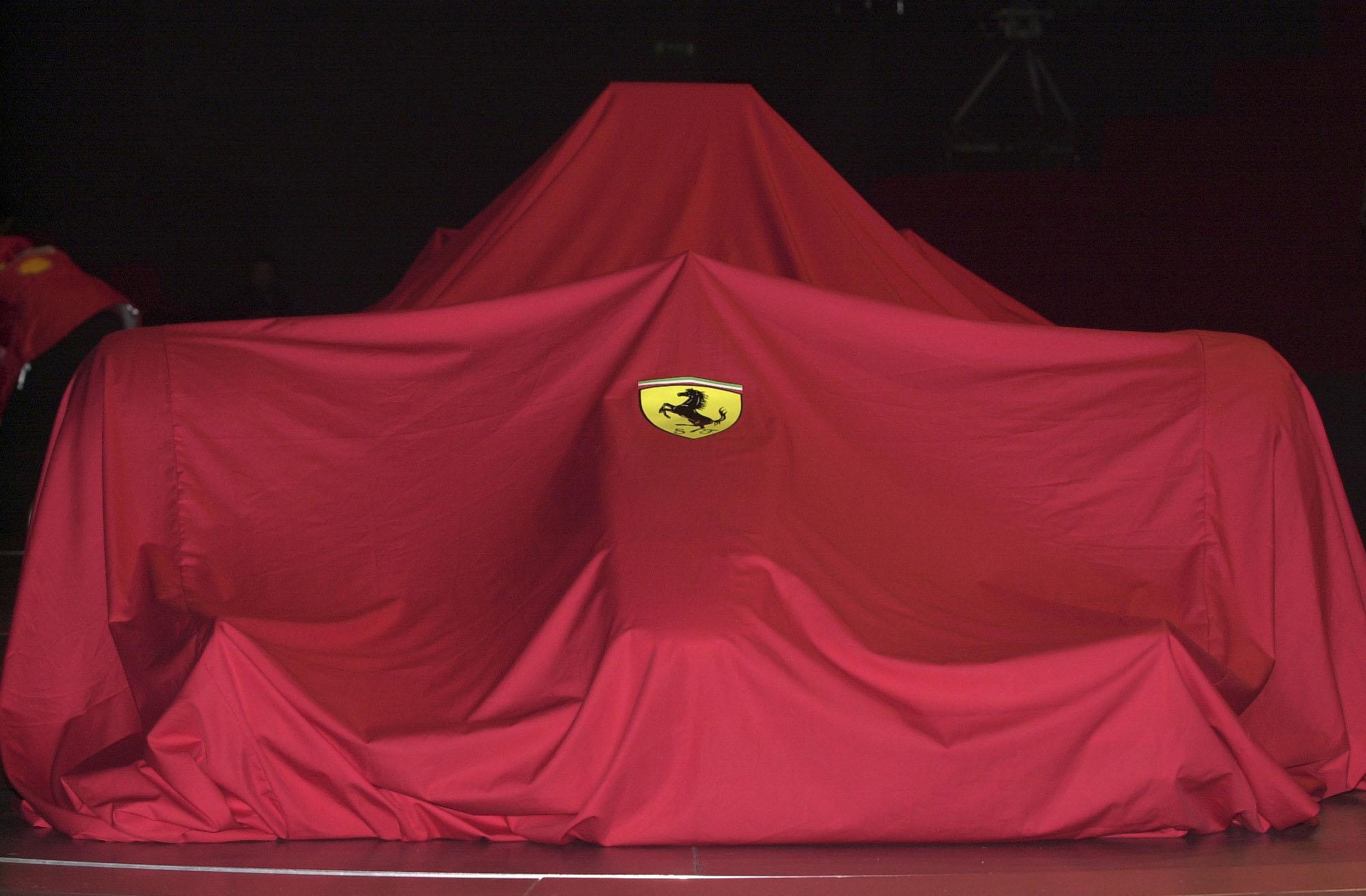 Ferrari F1 2015: presentazione il 30 gennaio