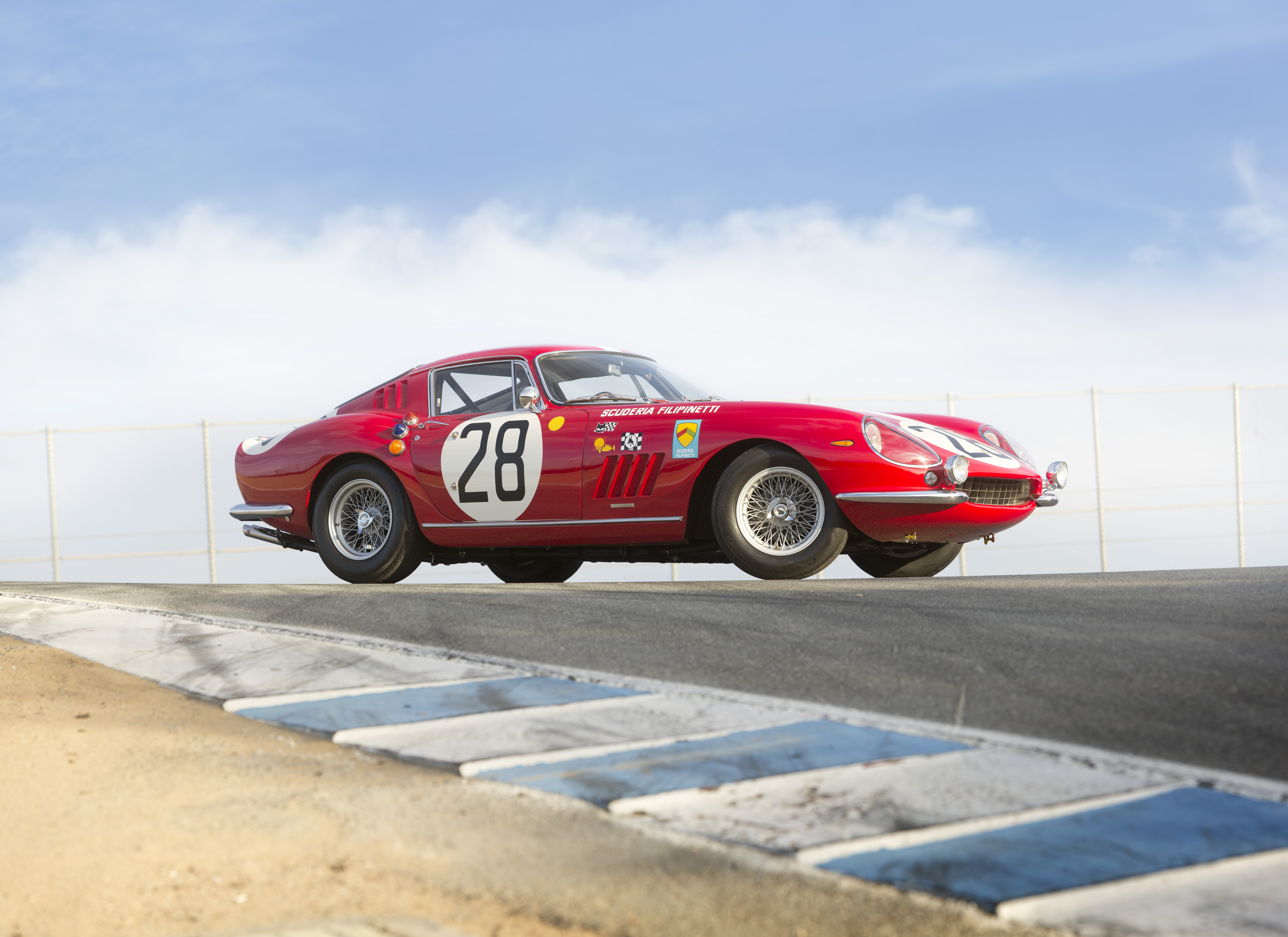 All'asta la vincitrice di Le Mans 1967