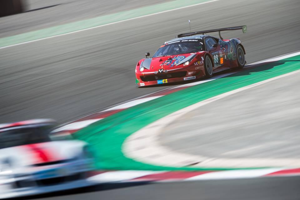 24 Ore di Dubai: prima vittoria del 2015 per la 458 Italia
