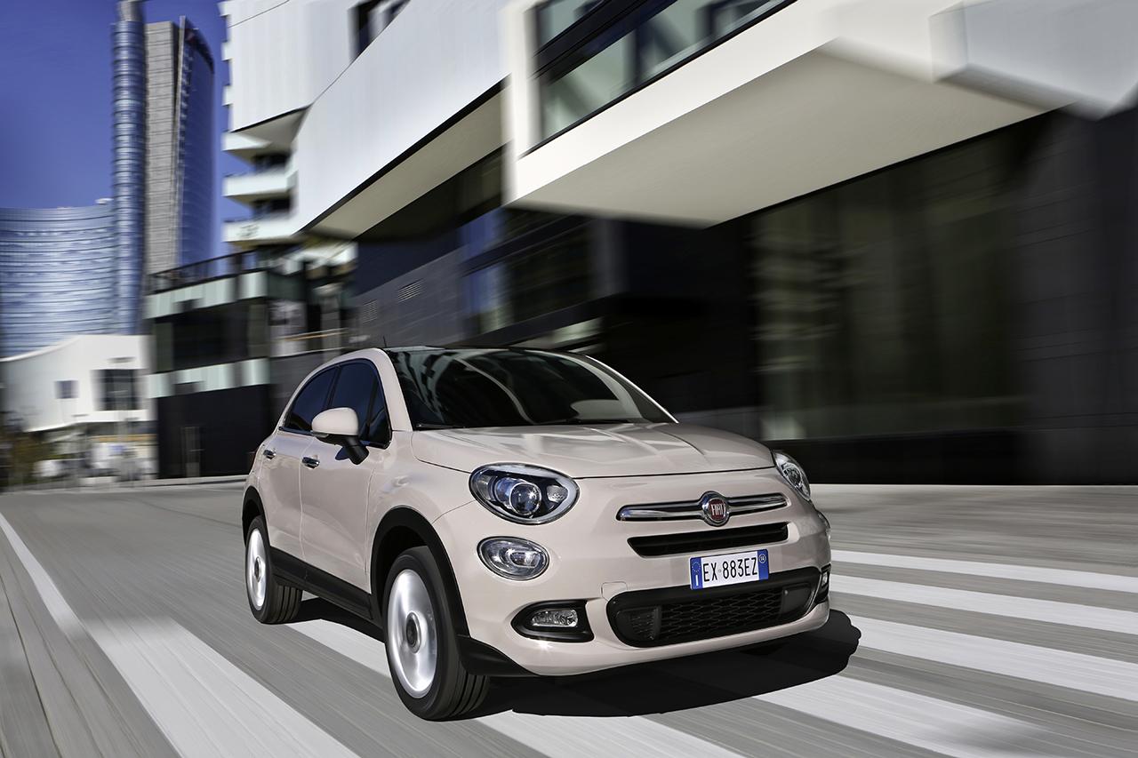 """Fiat 500X: grande successo per il primo """"porte aperte"""""""