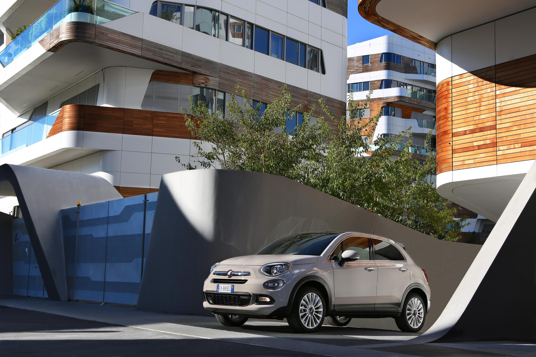 "Fiat 500X ""porte aperte"" nel weekend"