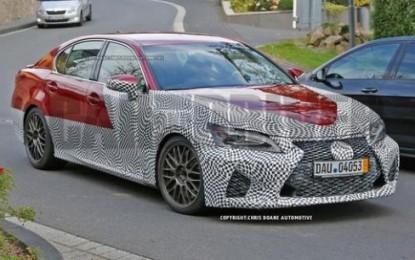 "Lexus GS F ""Spy"""