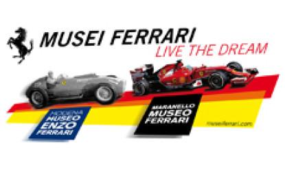 Mostre in corso ai Musei Ferrari