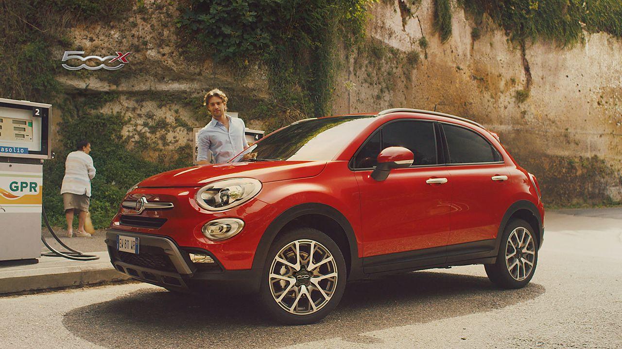 Fiat 500X: parte la (simpaticissima) campagna TV