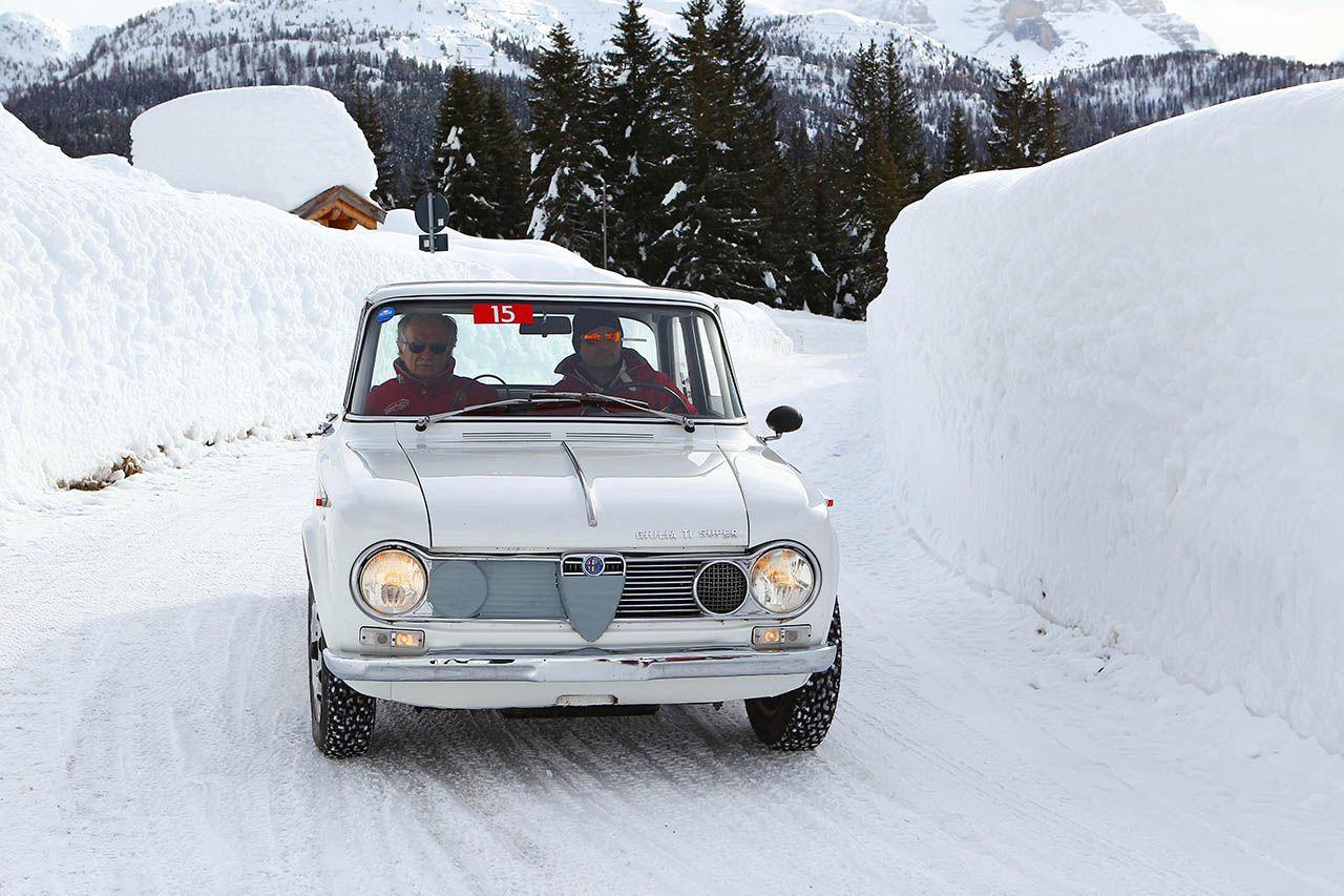 "Alfa Romeo alla ""Winter Marathon 2015"""