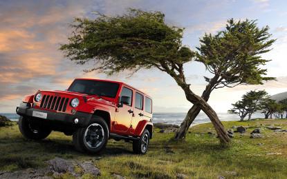 """Wrangler """"X"""", la personalizzazione dell'icona Jeep"""