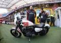 L'asta per il Sic: 12.000 euro per la moto di Abbiati