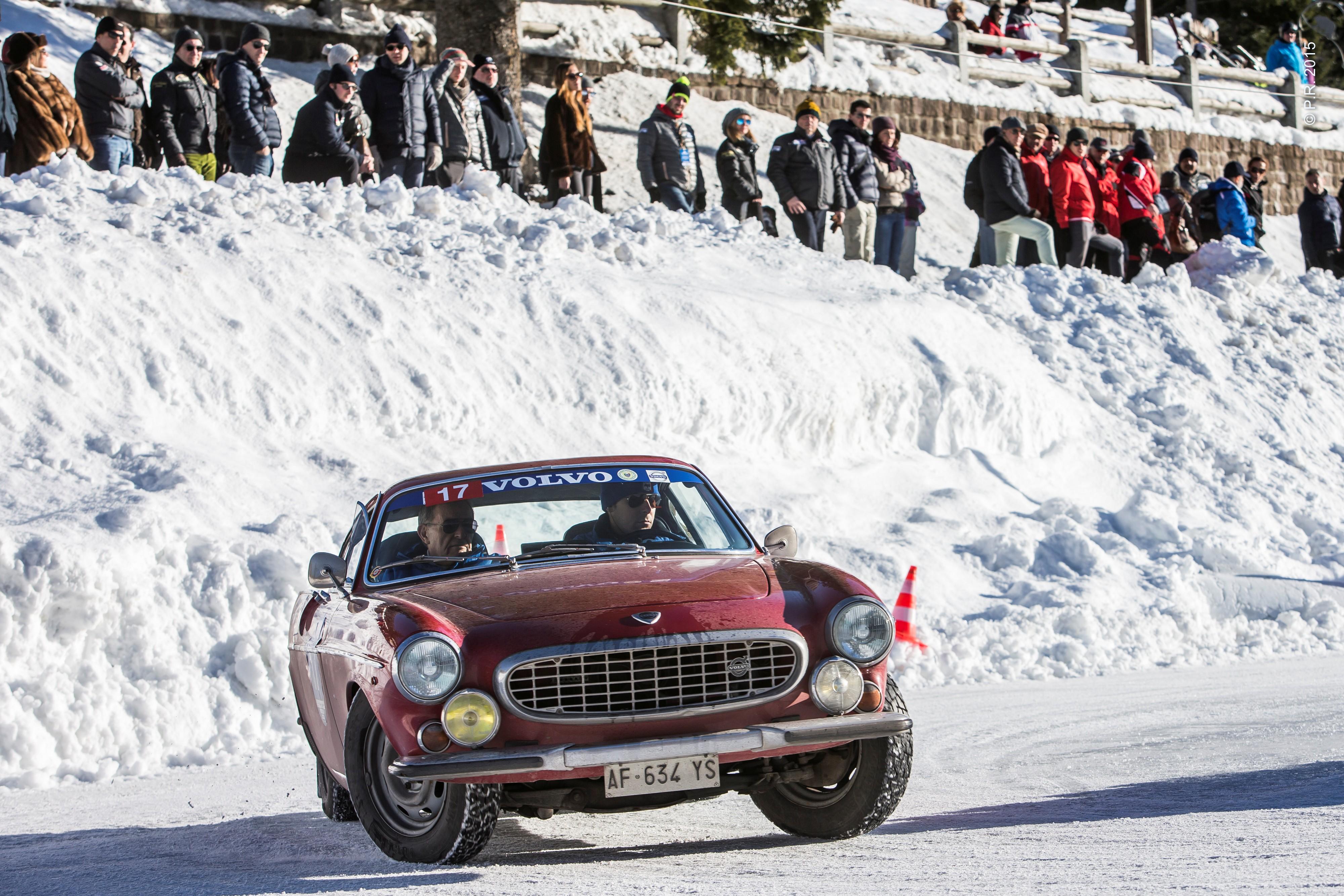 Volvo e Margiotta secondi alla Winter Marathon