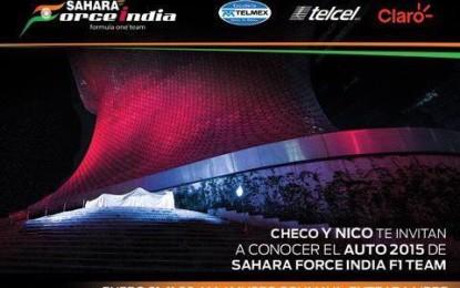 La Force India dà il via alle danze