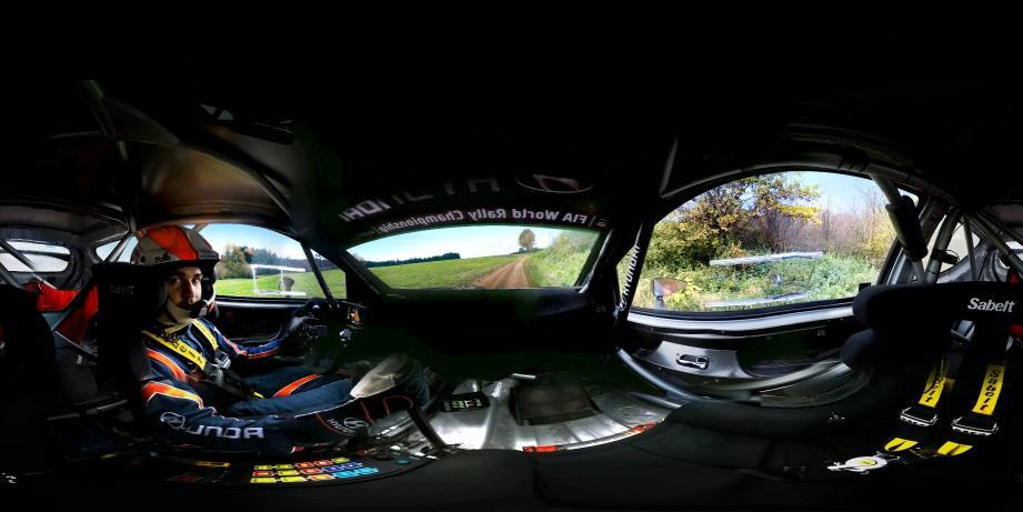 Hyundai VR+: la i20 WRC  in una App
