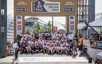 Dakar: Peugeot 2008 DKR guarda già al 2016