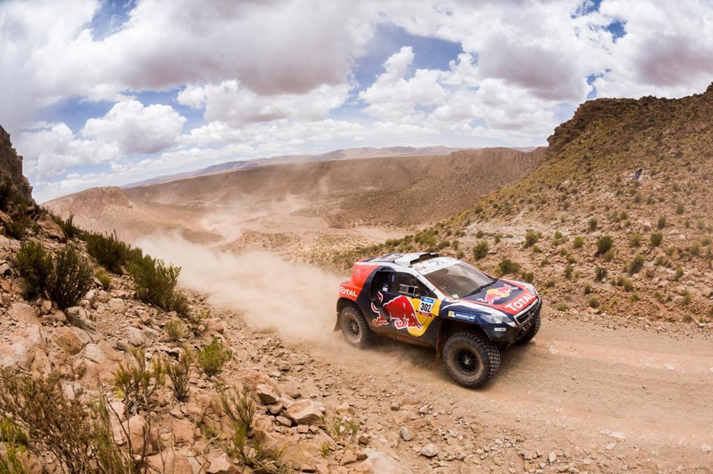 Peugeot 2008 DKR: ultimi attacchi in Argentina
