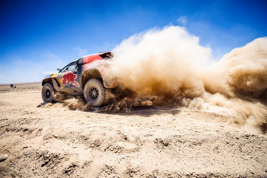 Dakar: Peterhansel e Peugeot nella top 10, ritiro per Sainz