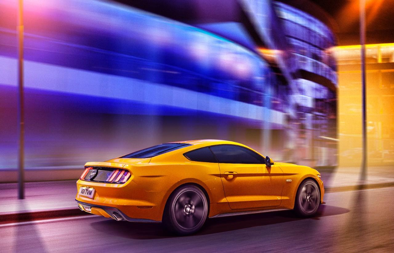 Ford 2015: icone, tecnologia, prestazioni