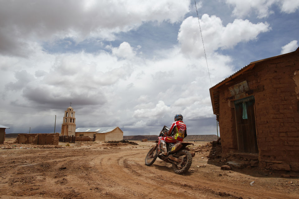 Dakar: di nuovo Barreda e Al-Attiyah