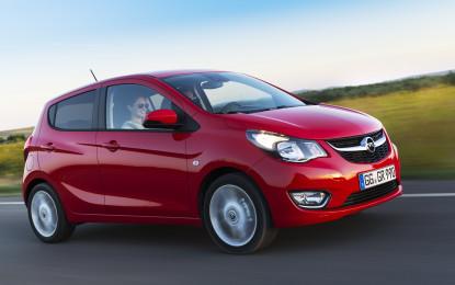 Nuova Opel Karl: anteprima a Ginevra