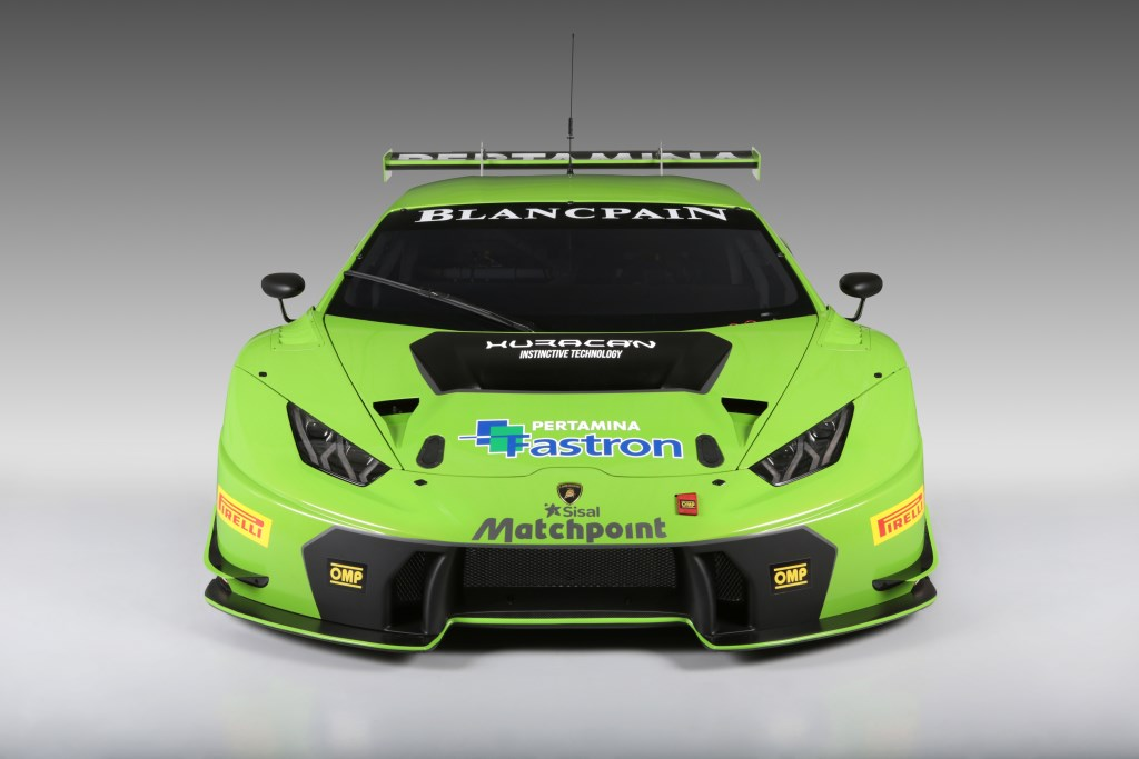 Nuova Lamborghini Huracán GT3: anteprima mondiale