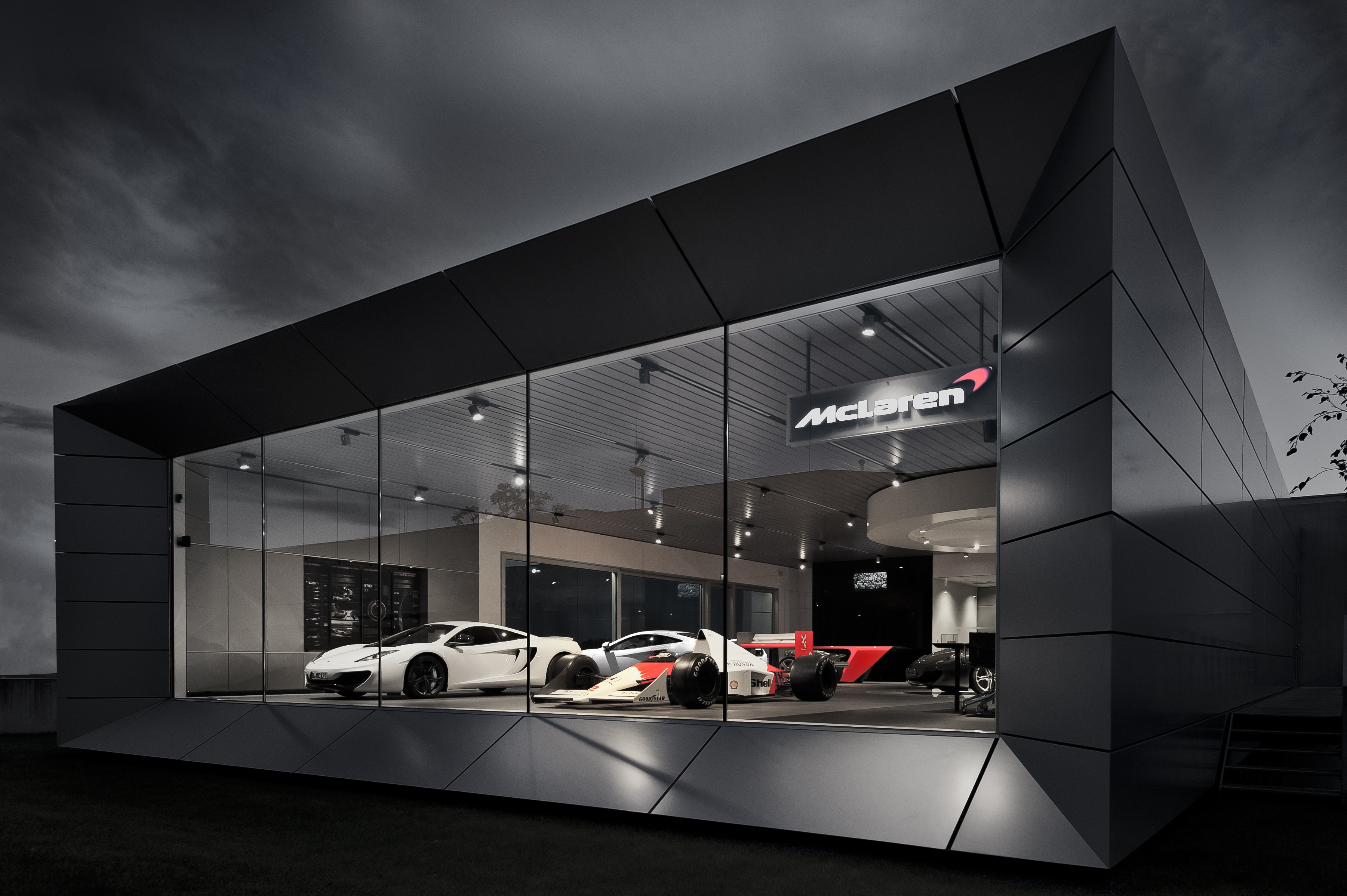 McLaren Automotive races ahead