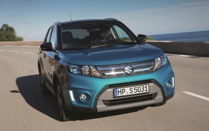 Suzuki Vitara: chi primo arriva…