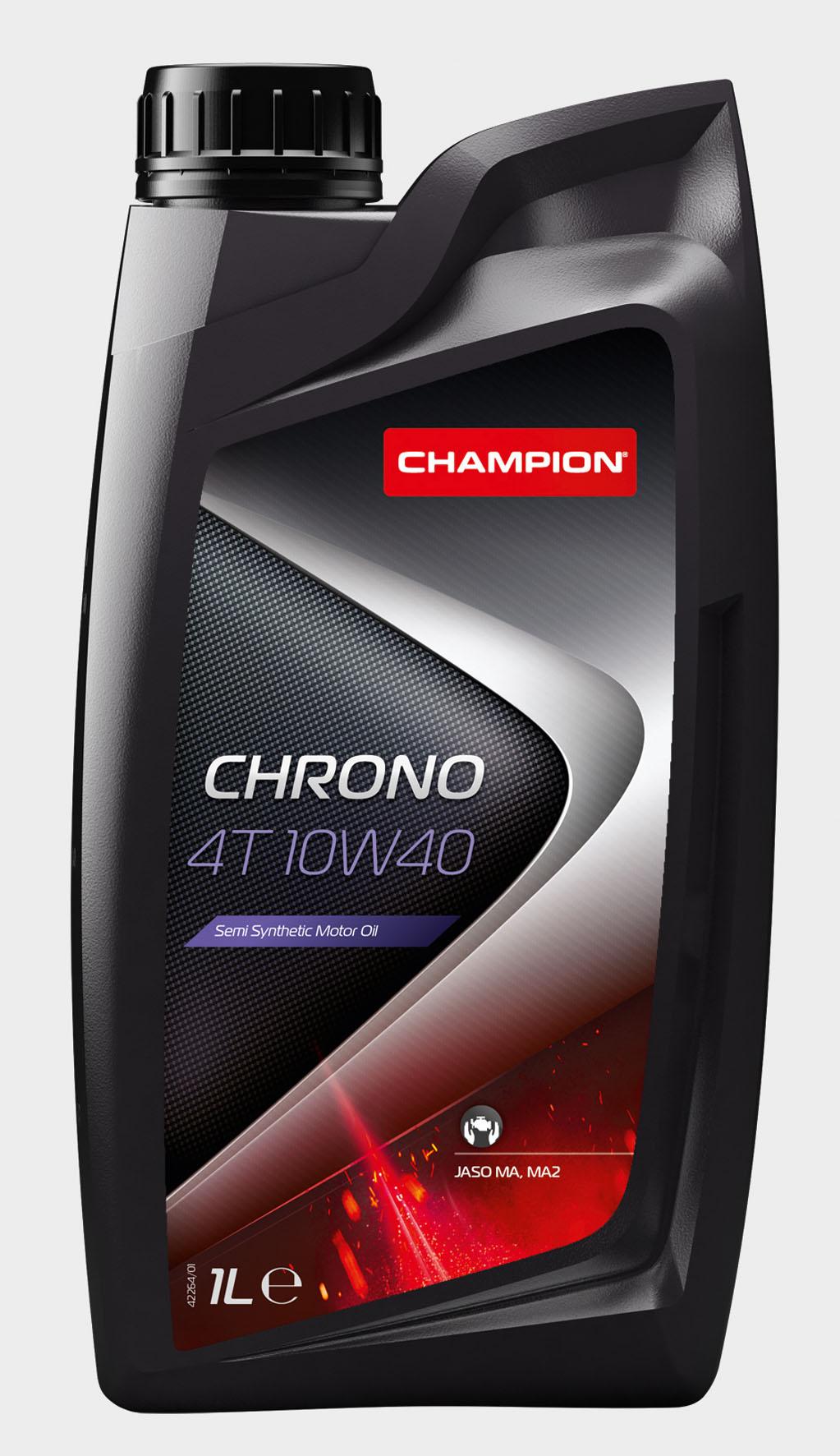 Champion Chrono 4T 10W40