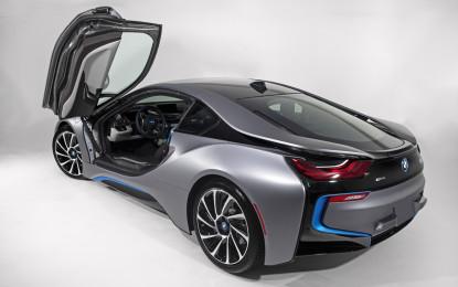 ARPRO per le porte della BMW i8