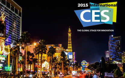 2015 International CES: la photogallery