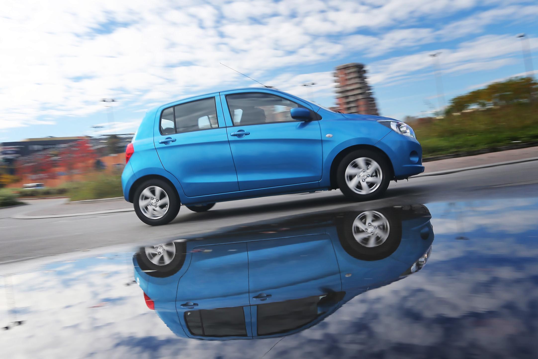 Suzuki Celerio: porte aperte nel weekend
