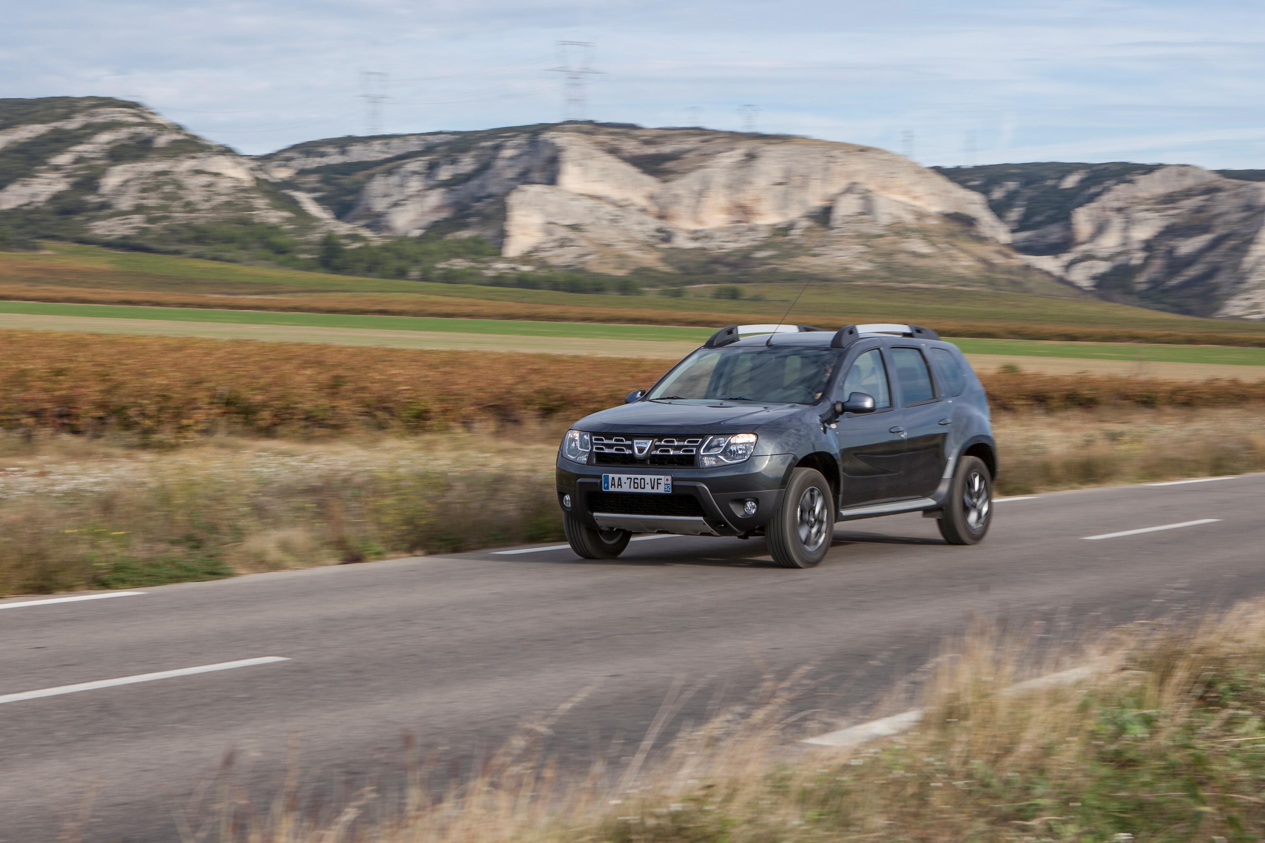 Dacia: primo punto vendita in Israele