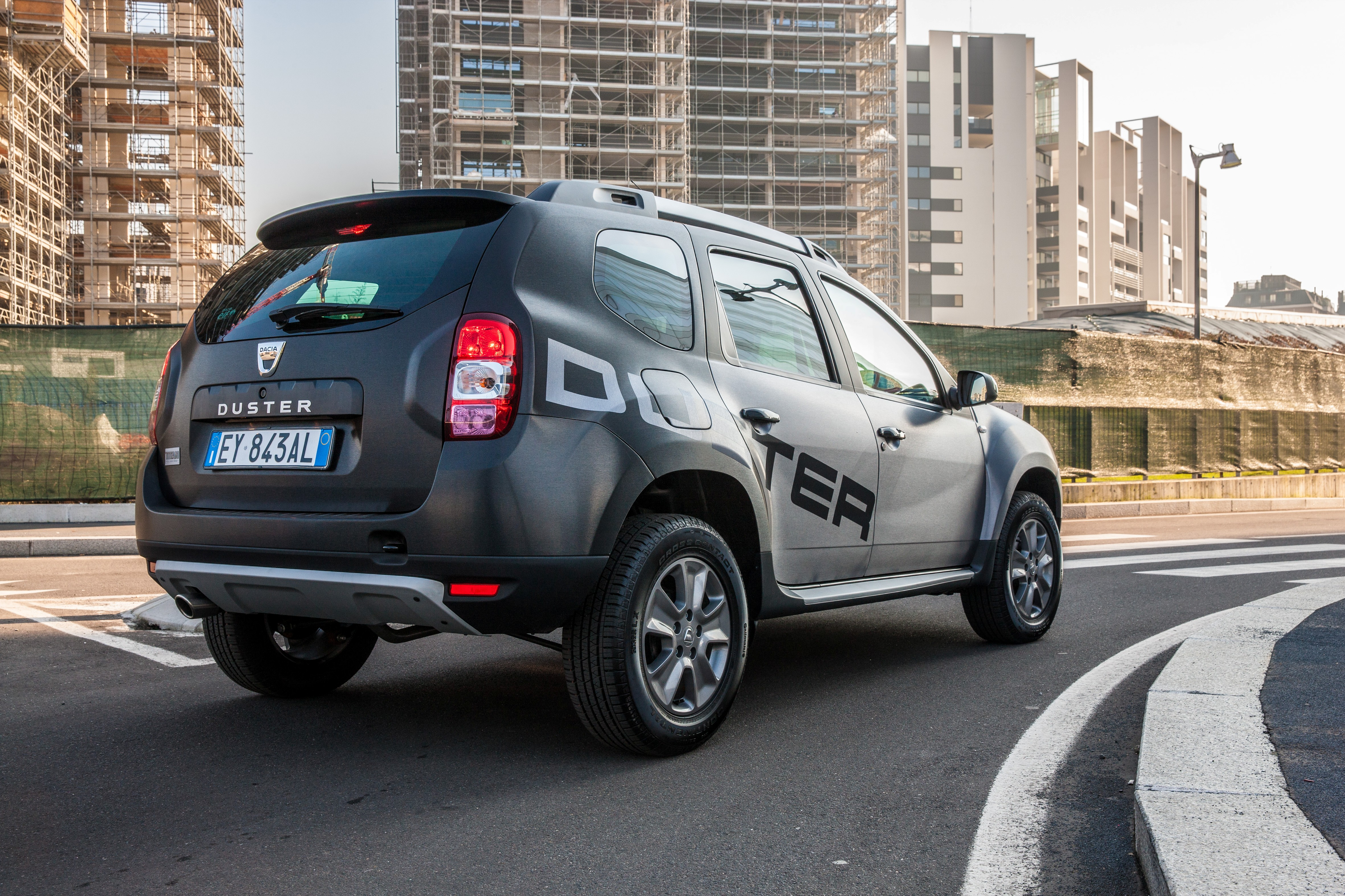 #Duster Titan: la nuova Extra Limited Edition
