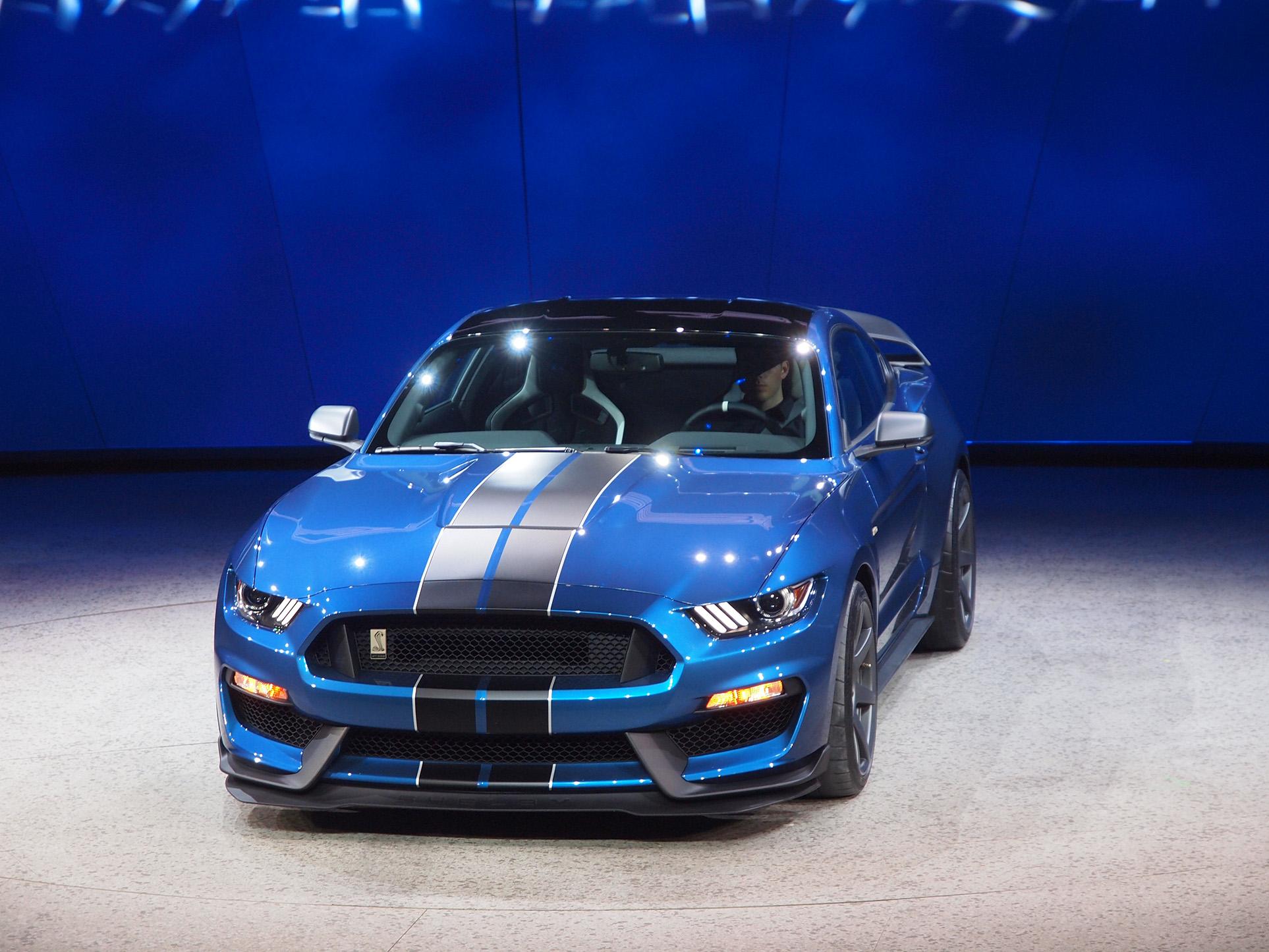 Detroit: Ford carica di adrenalina il NAIAS