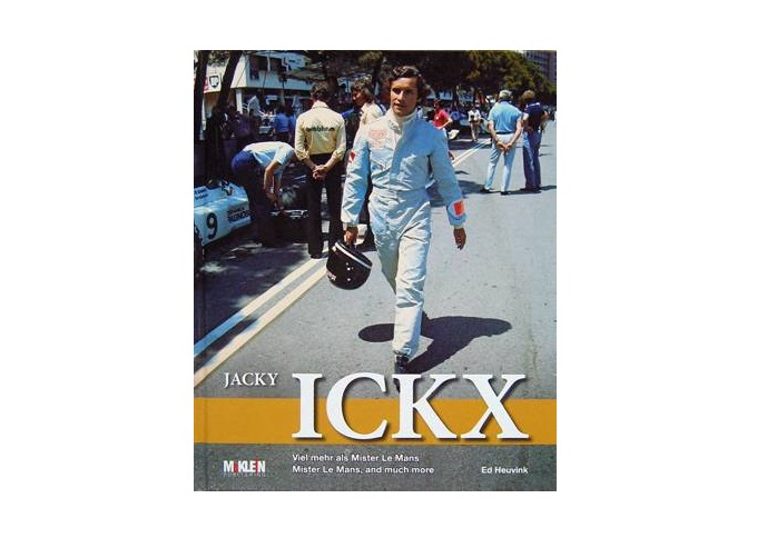 JACKY ICKX: Mister Le Mans and much more
