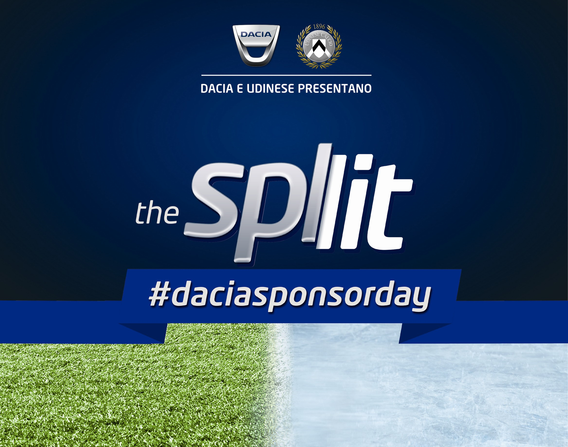 """Dacia Sponsor Day-The Split"": il calcio si fa in due"