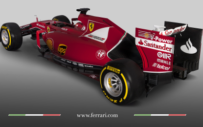Speciale SF15-T in video