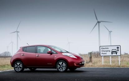 Nissan ed ENEL: auto come centrali mobili