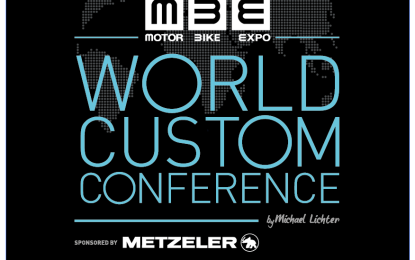 MBE: World Custom Conference 2015