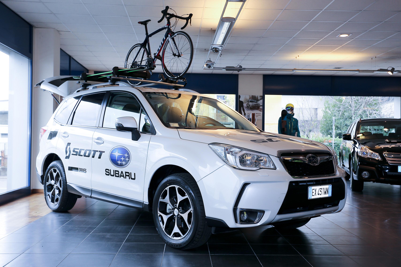 Subaru e Scott insieme per i prossimi tre anni