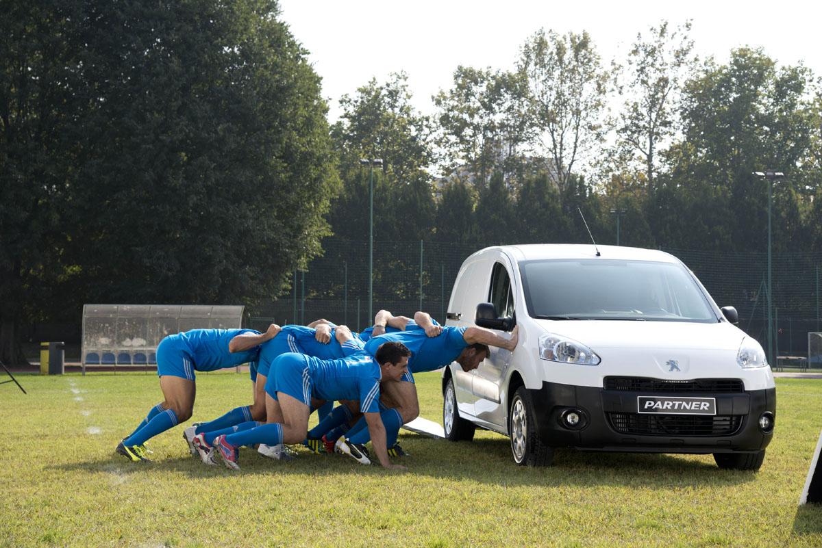 Peugeot e il rugby: valori condivisi