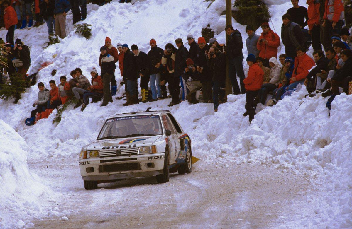"""Montecarlo 85: Peugeot e la rimonta """"impossibile"""""""