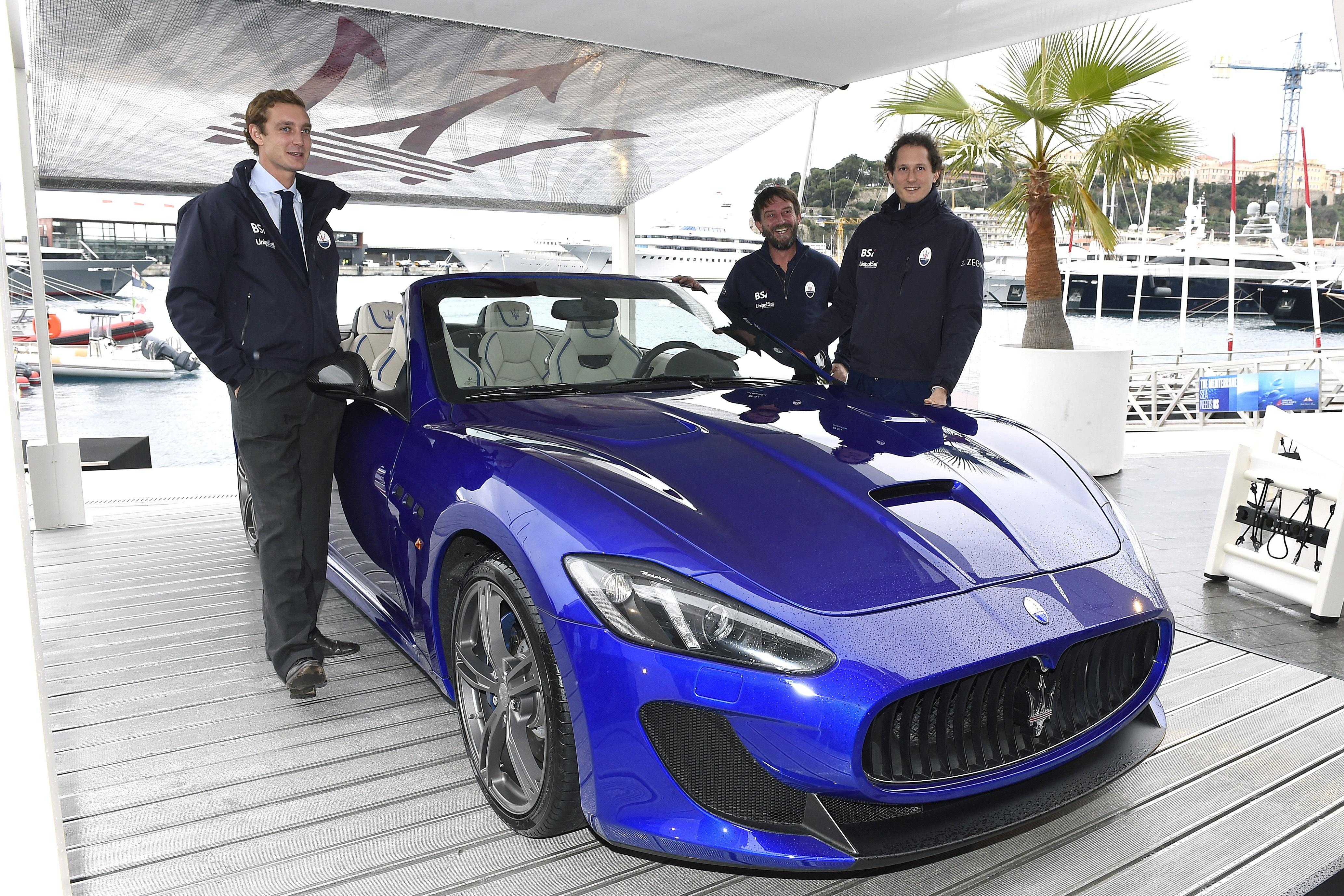 Maserati e Soldini: un 2015 di sfide e prestigiose regate