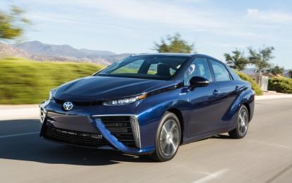 Toyota Mirai: raggiunti 1.500 ordini in Giappone