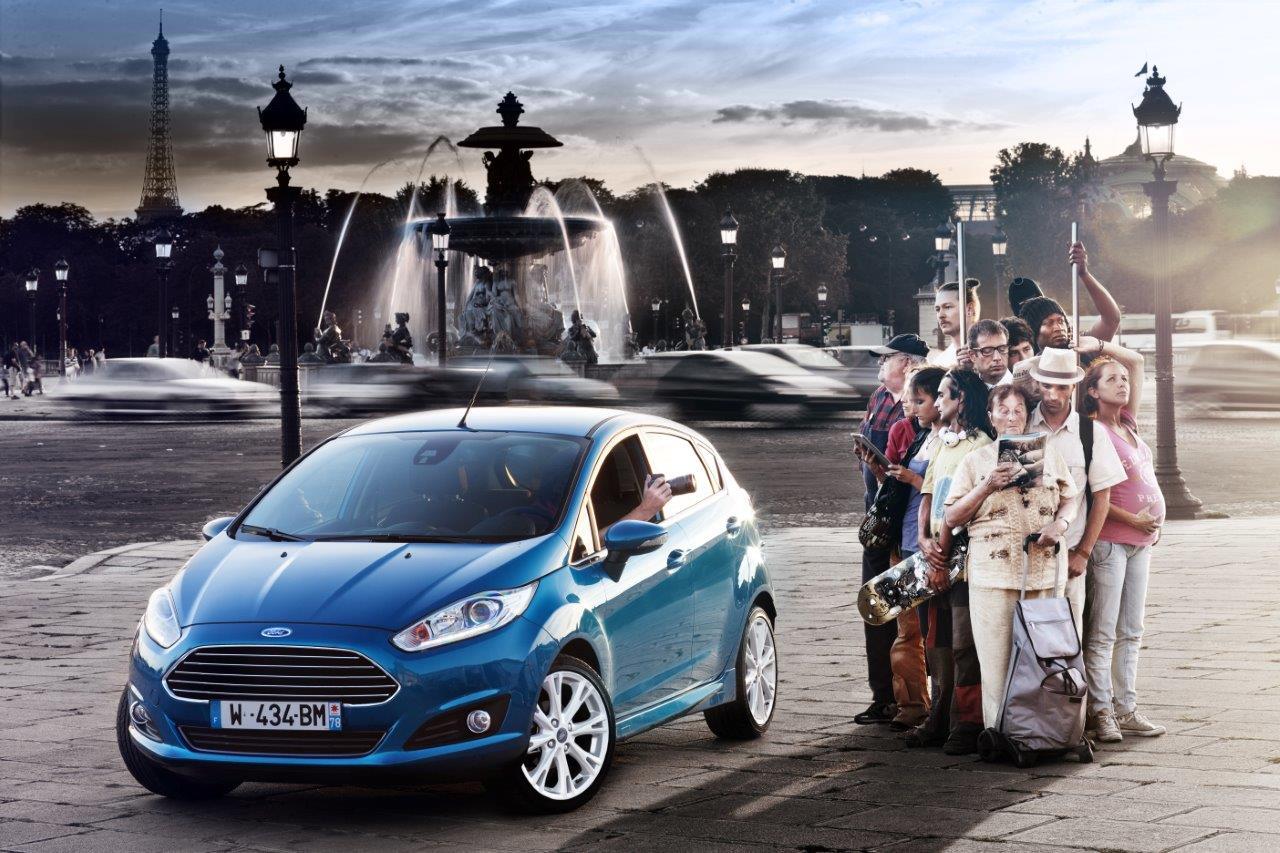 Ford Fiesta leader delle compatte per il 3° anno