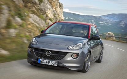 BEST CARS 2015: Opel ADAM ancora 1°